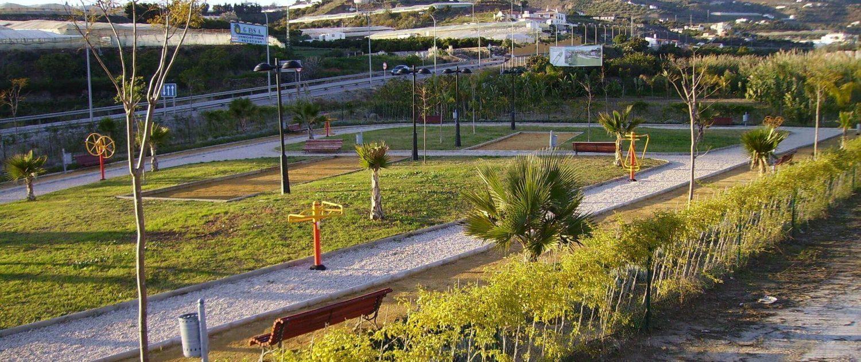 Zona verde Torrox