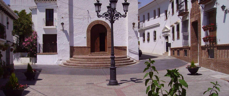 Remodelacion Plaza Iglesia Benagalbon