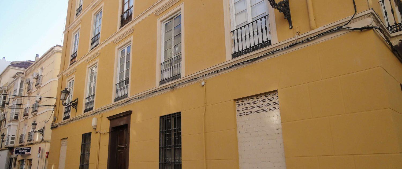 Rehabilitacion Edificio C Conde-Duque de Olivares