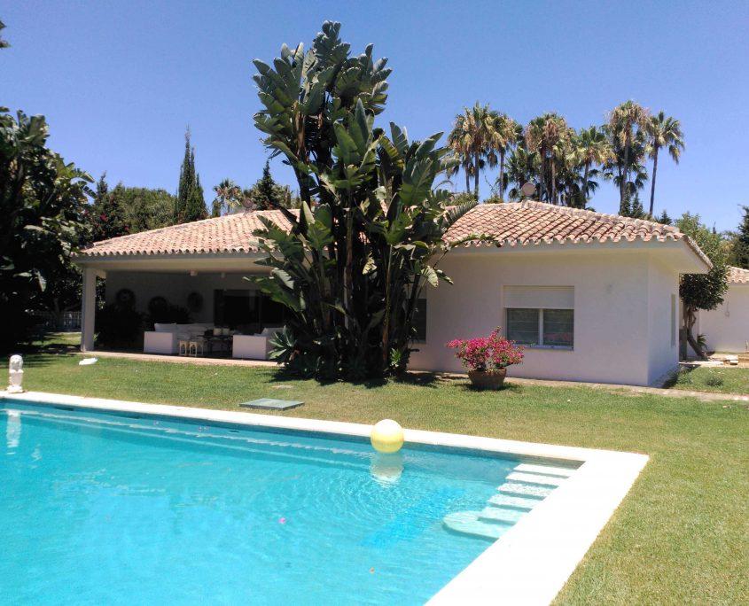 Vivienda en Guadalmina