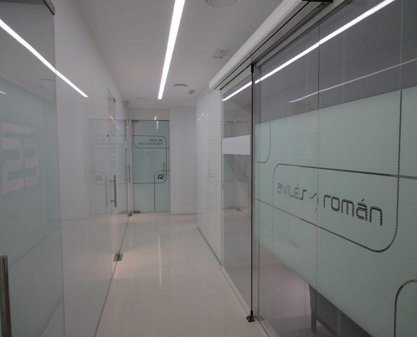 rehabilitacion clinica aviles y roman