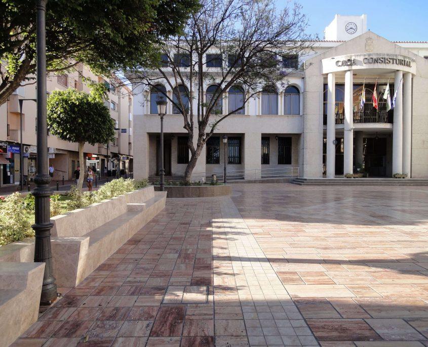 Plaza Al andalus