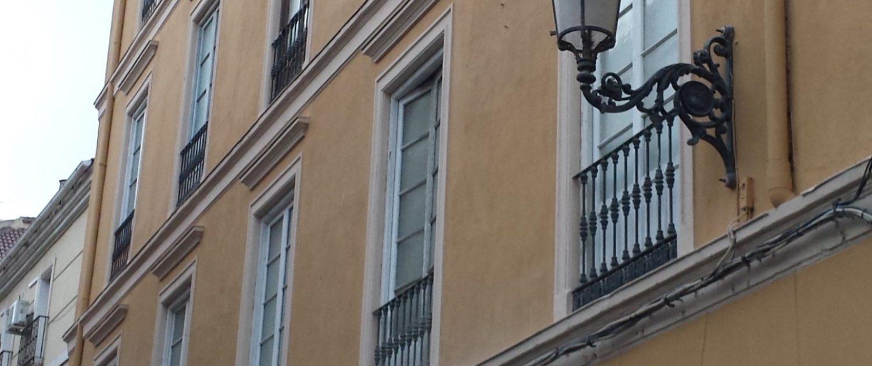 fachada conde duque olivares