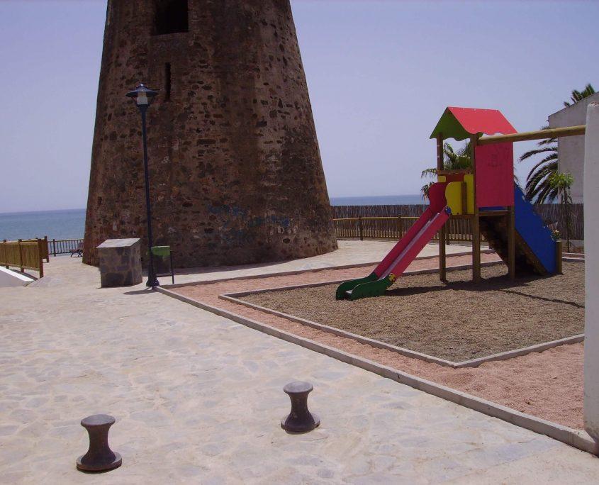 rehabilitacion torre chilches