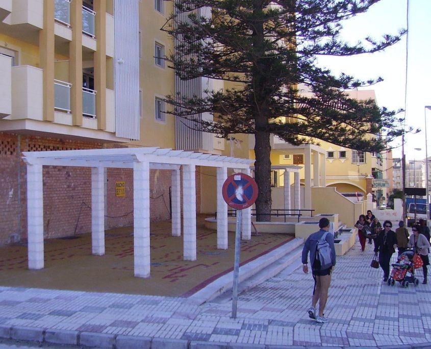 urbanizacion exterior residencial sofia
