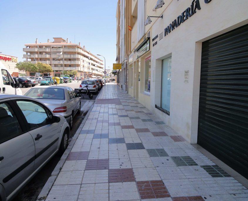 urbanizacion exterior residencial sofia 4