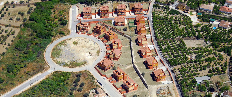 urbanizacion finca salmeron