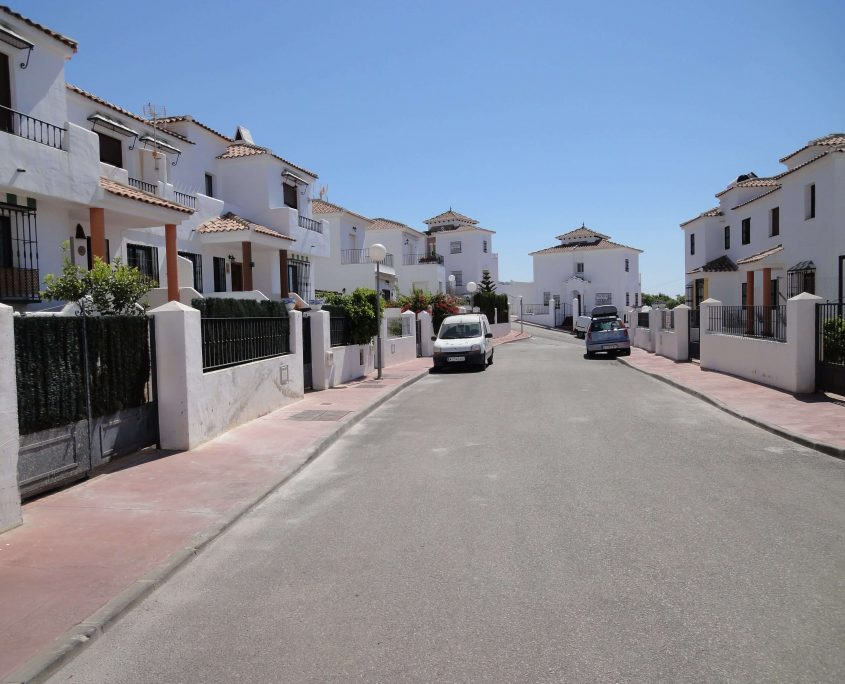 urbanizacion torrox