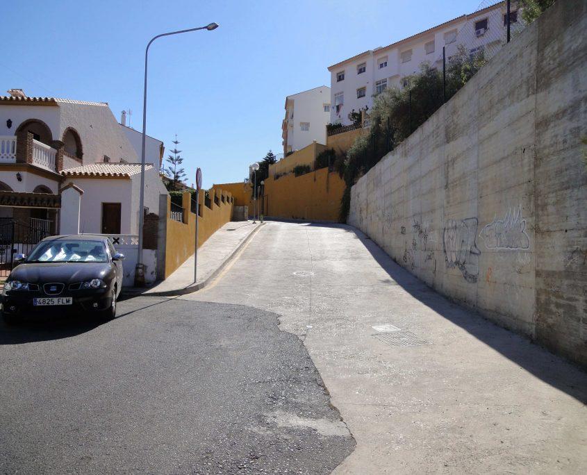 vial conexion urbanizaciones